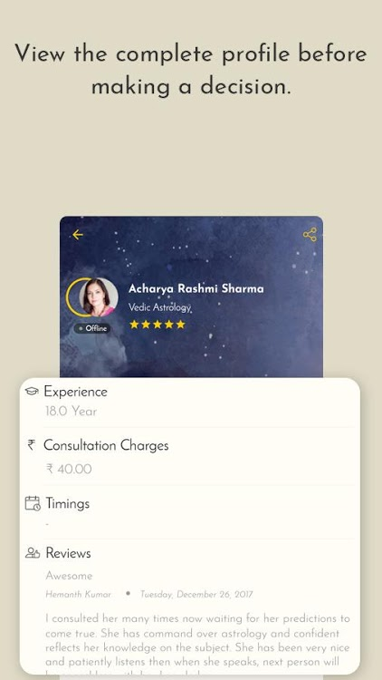 Astroyogi Astrologer: Online Astrology & Horoscope