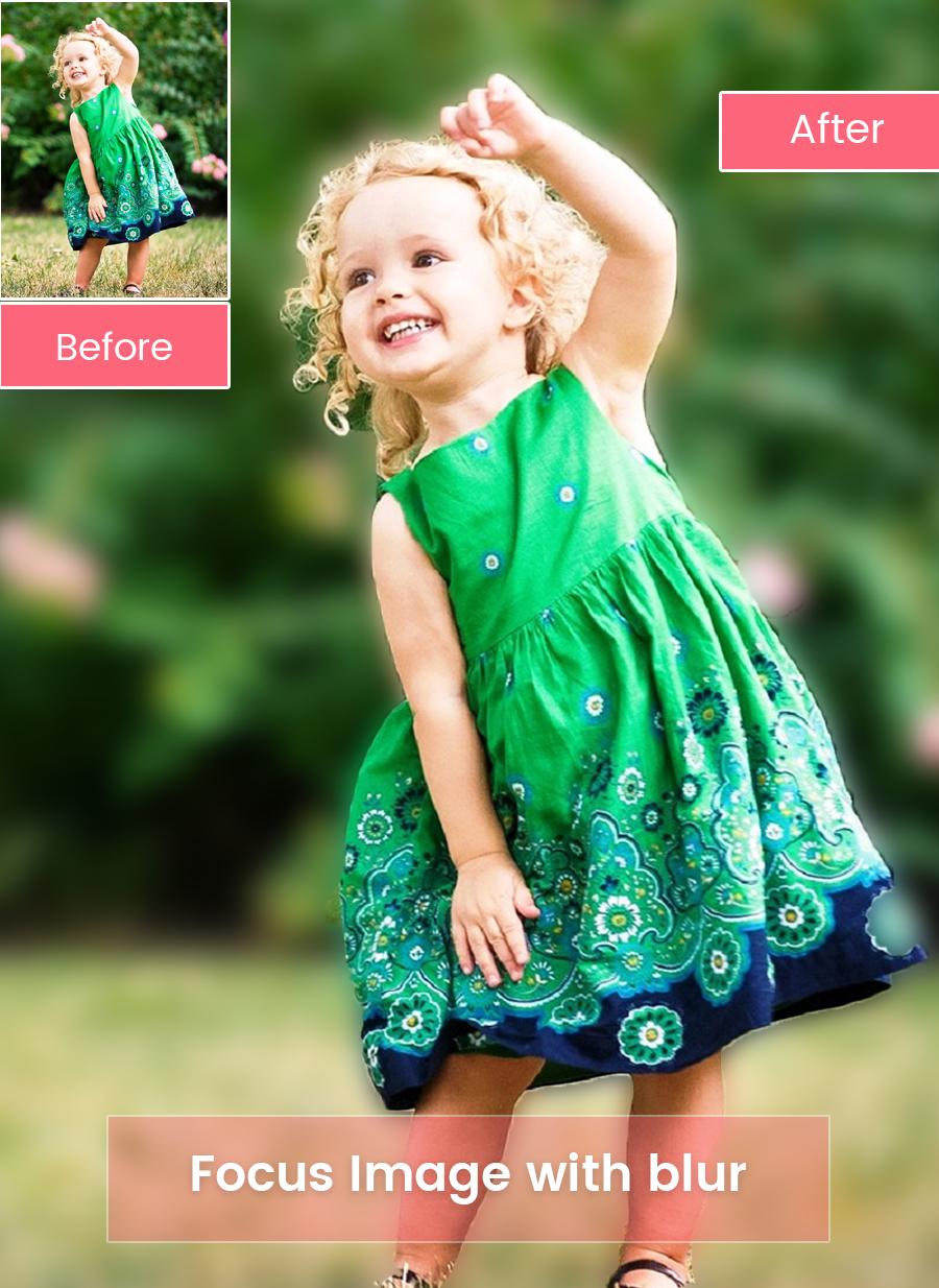 Blur Image Editor Pro