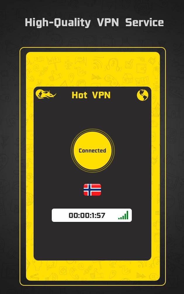 Hot VPN - HAM Free VPN Private Network