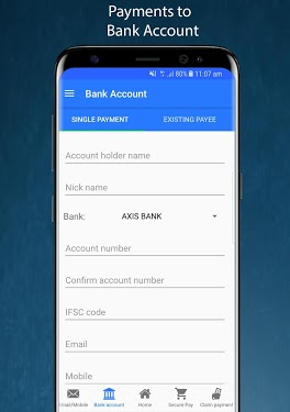 Snapay - Credit Card Payments, Money Transfer etc.