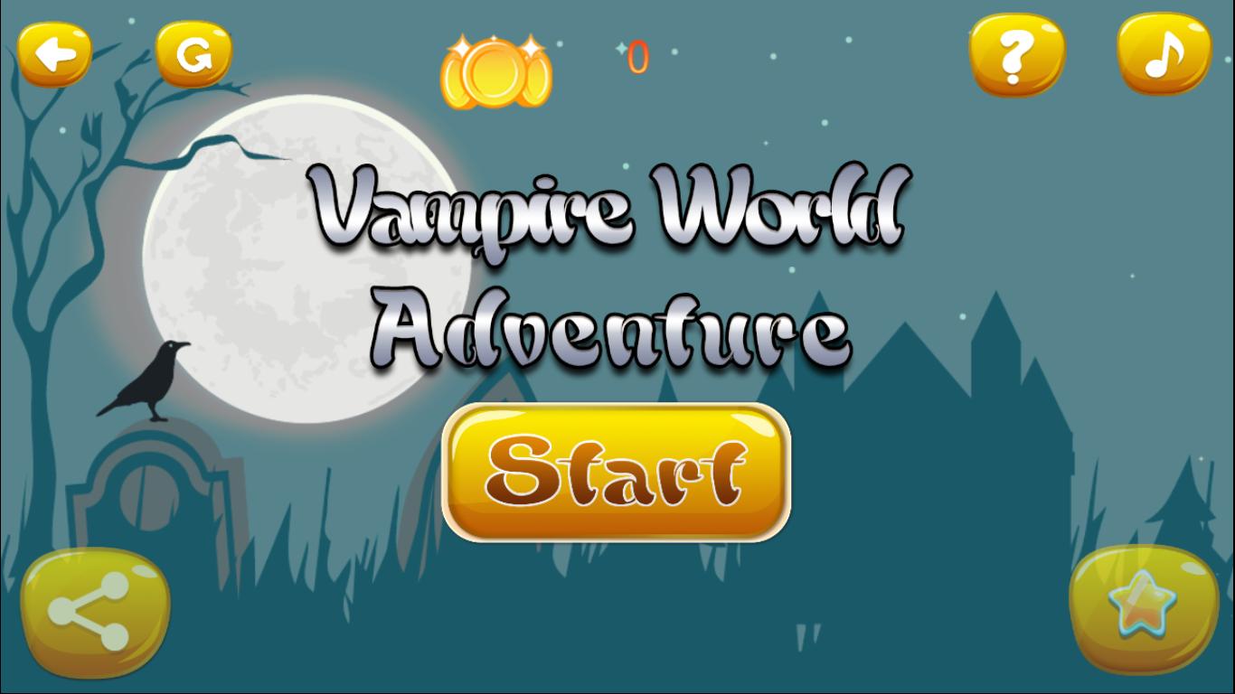 Vampire World Adventure