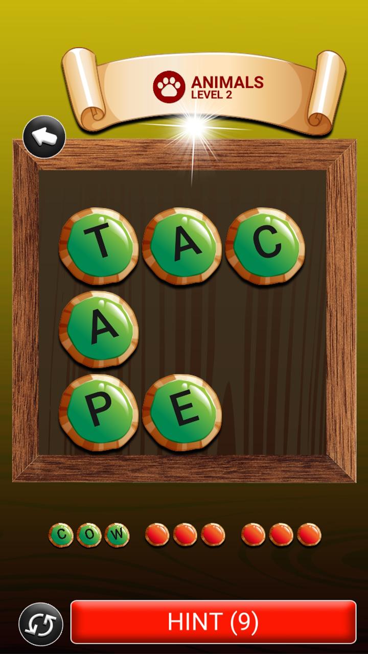 Word Swipe Puzzle - Swipe Word Link