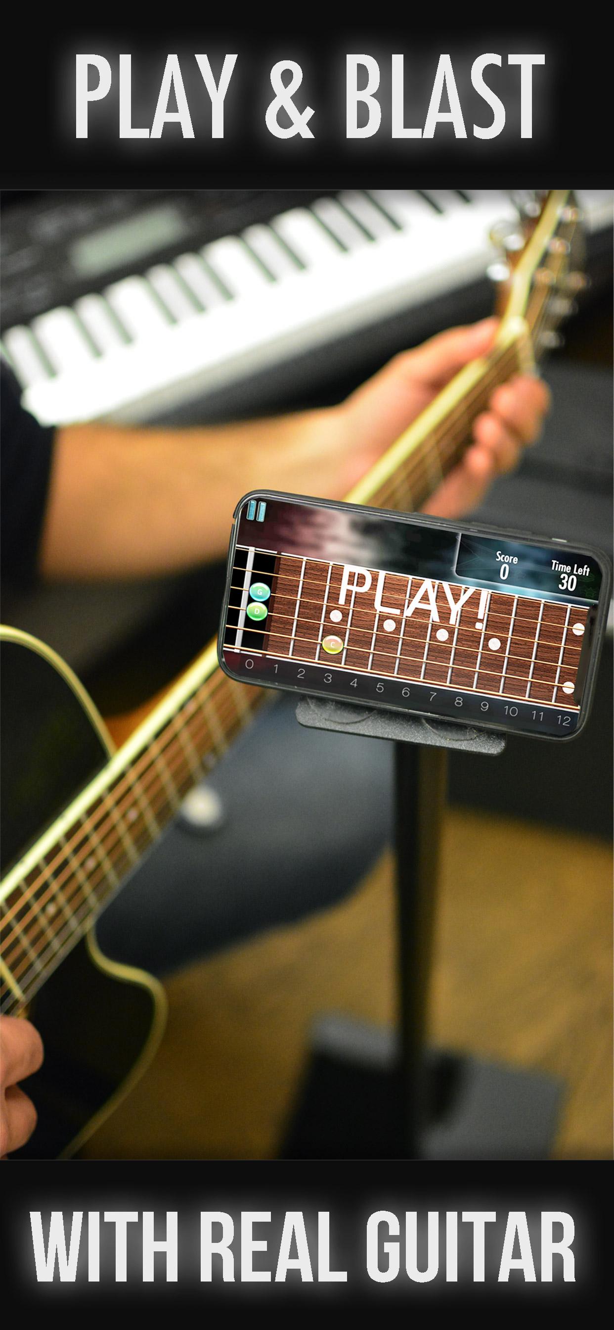 Guitar Blast - Learn Fretboard