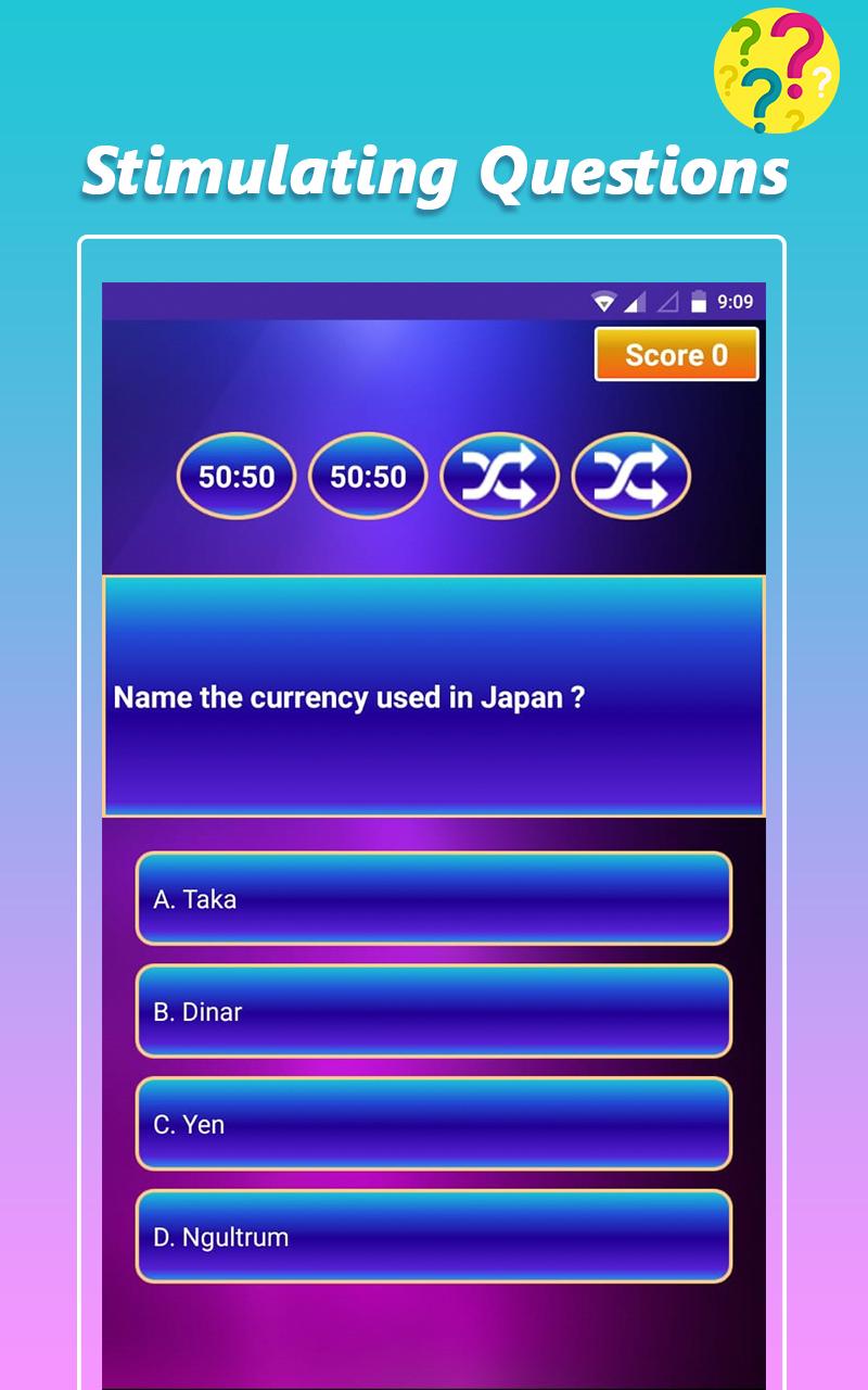 Quiz Guru - General Knowledge Game