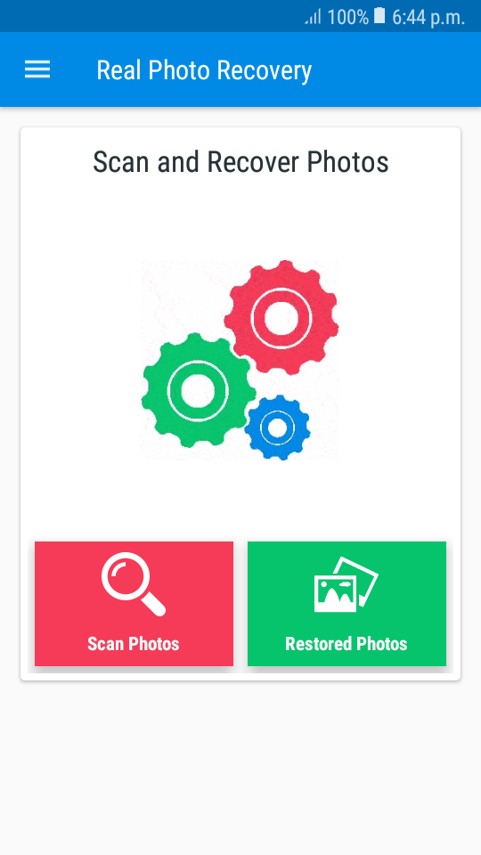 Real Photo Recovery - (Recover Deleted Photos)