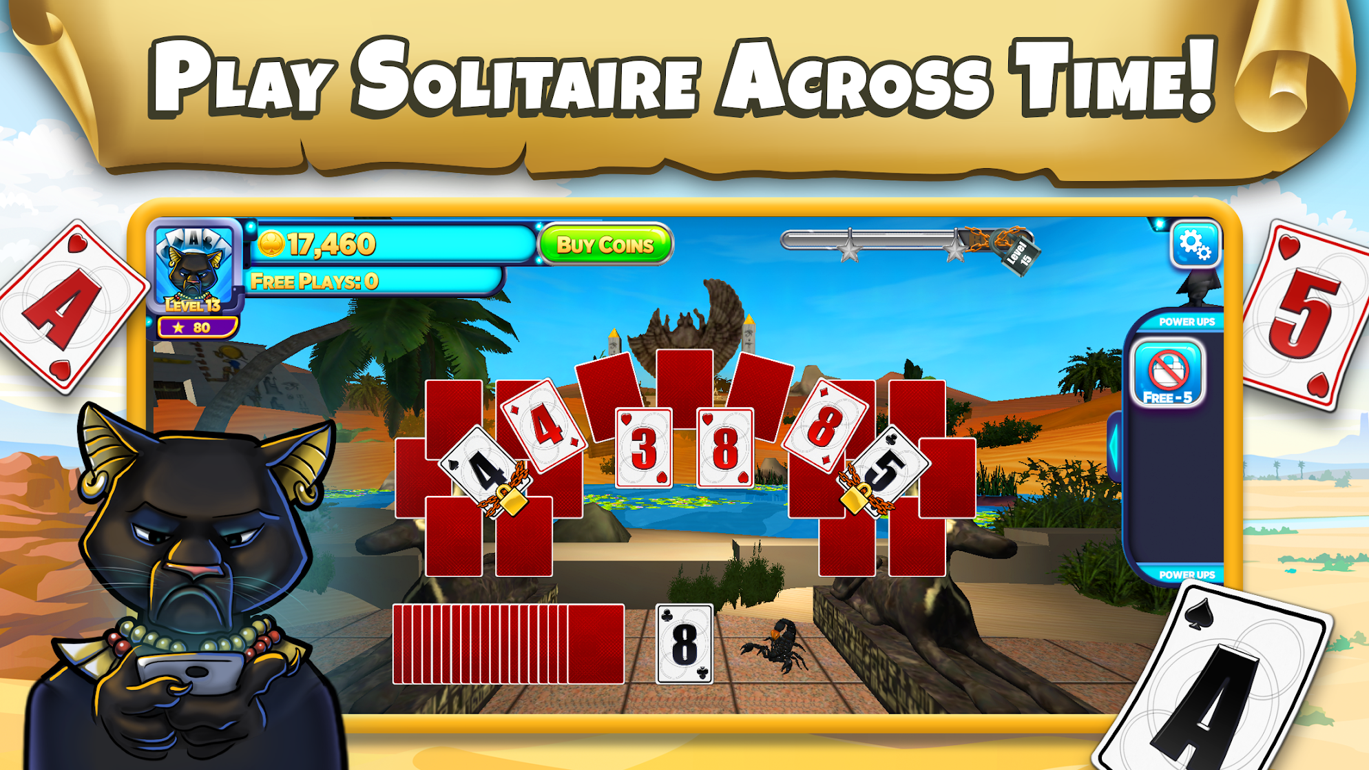 Solitaire Time Warp