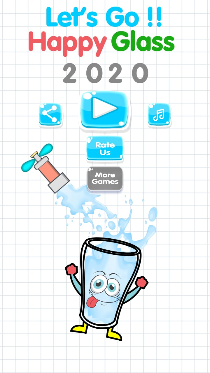 Where's My water Happy Glass 2 0 2 0 Brain Games