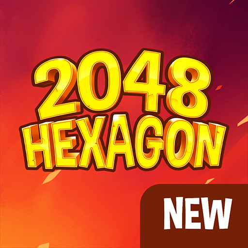 2048 Hexagon - Puzzle game