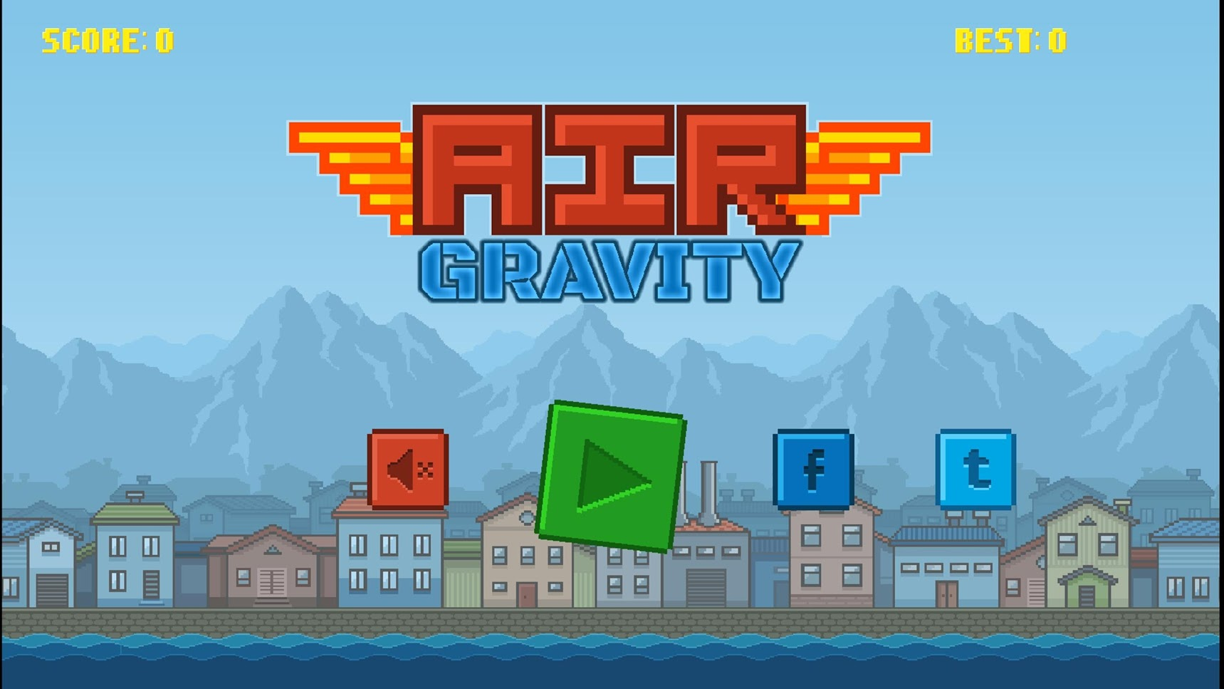 Air Gravity - Simple and Fun