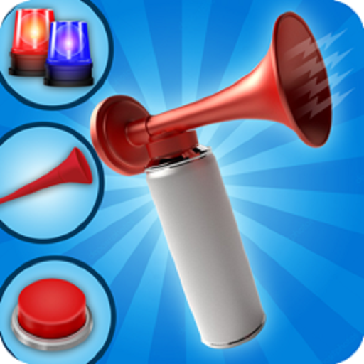 Air horn sounds Effects 12+