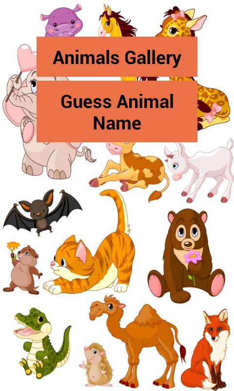 Animals World for kids