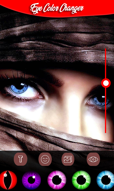 Eye Color Changer : Eye Lens Photo Editor 2020