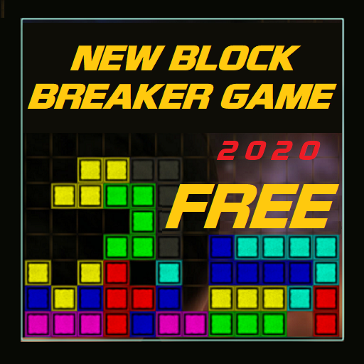 New Block Breaker Game 2020