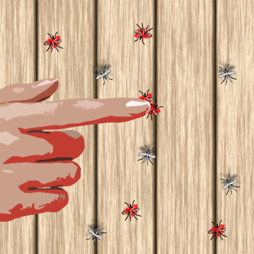 Real Mosquitoes: Bug Smasher Insect Killing Game