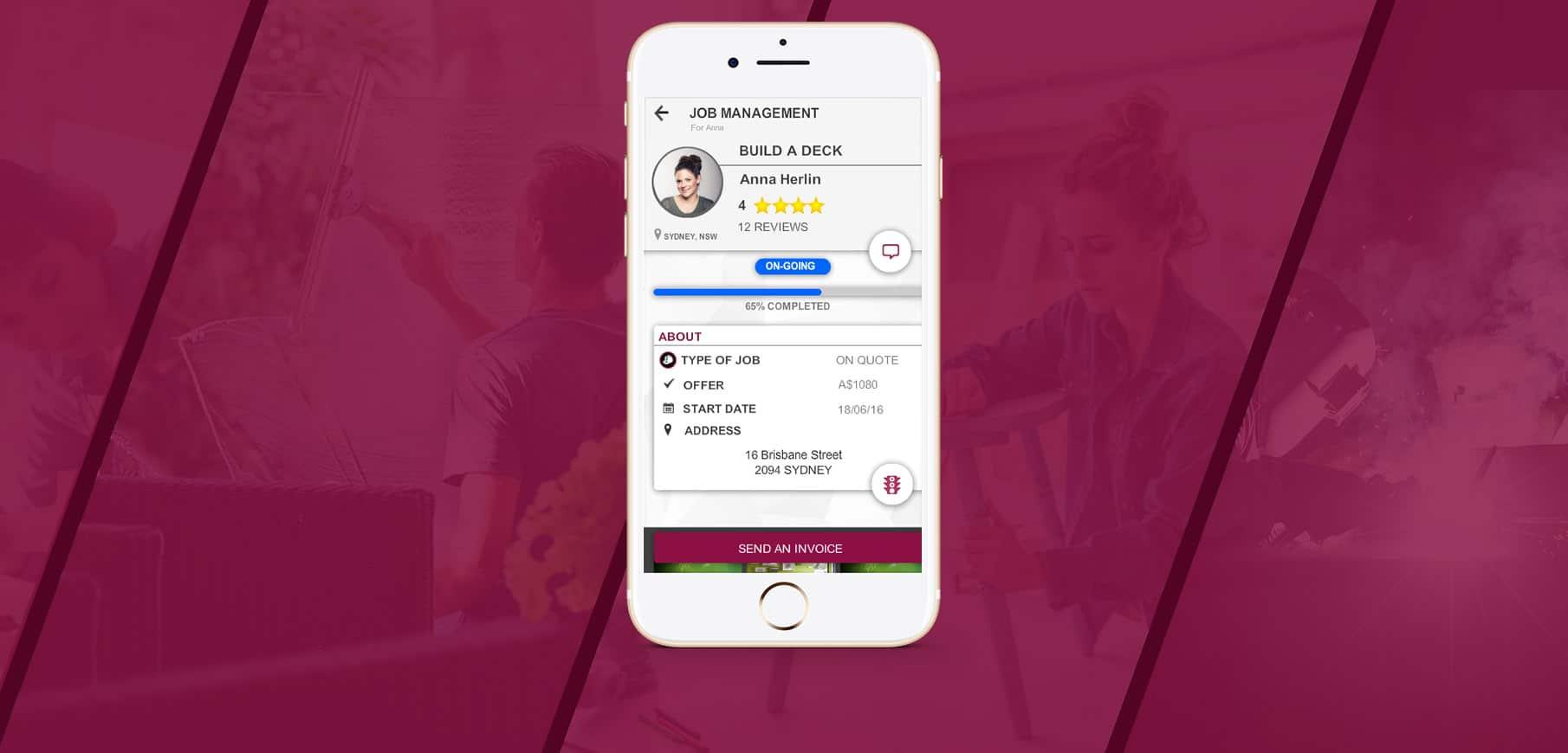Sylky - On Demand Service Provider App