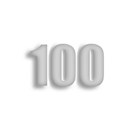 100 Numbers Challenge 2