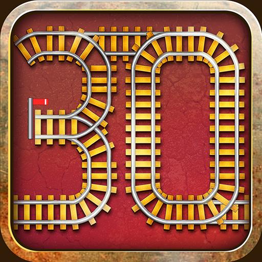 30 rails board game