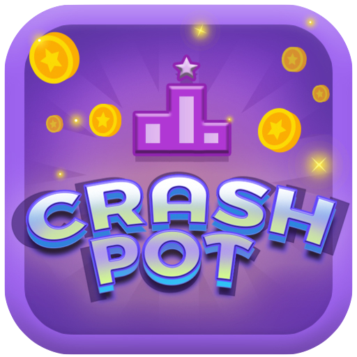 Crashpot : Casino Slot Mega Jackpot Free Crash Game
