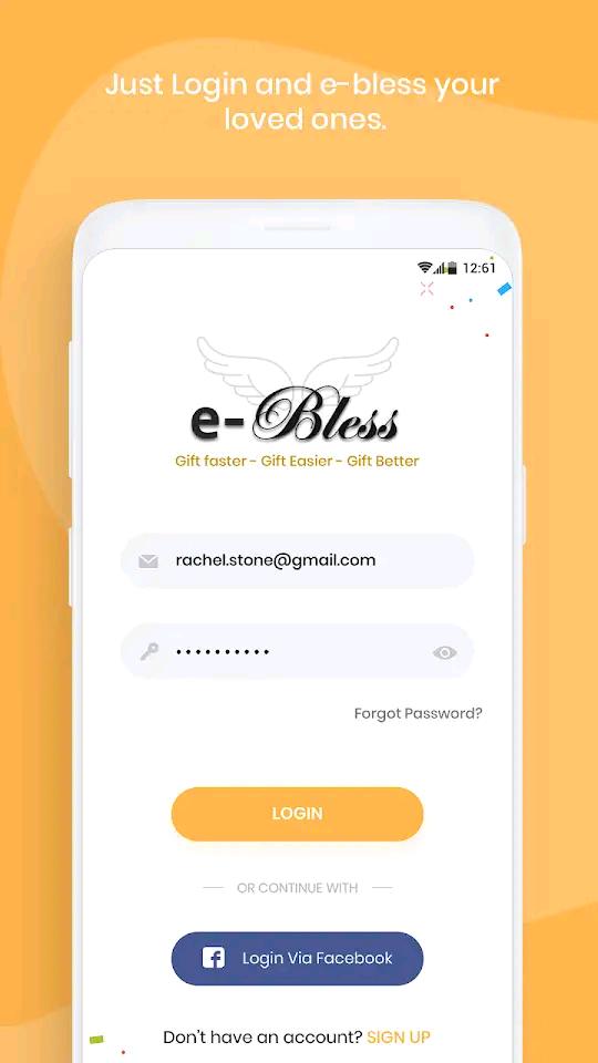e-Bless