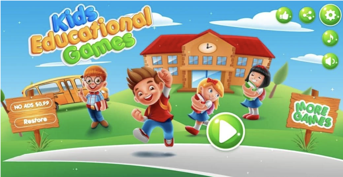 Early Learning Game