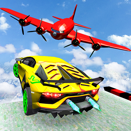 Extreme GT Racing Real Car Stunts: Ramp Car Jumper