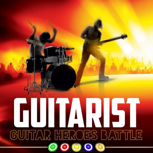 Guitarist : guitar hero battle