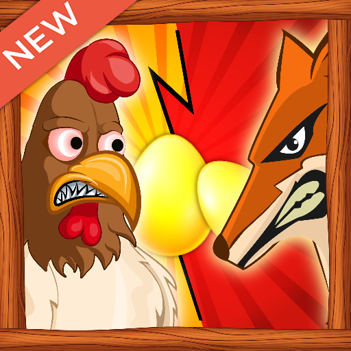 Hen's Revenge® - Play Free Chicken Game
