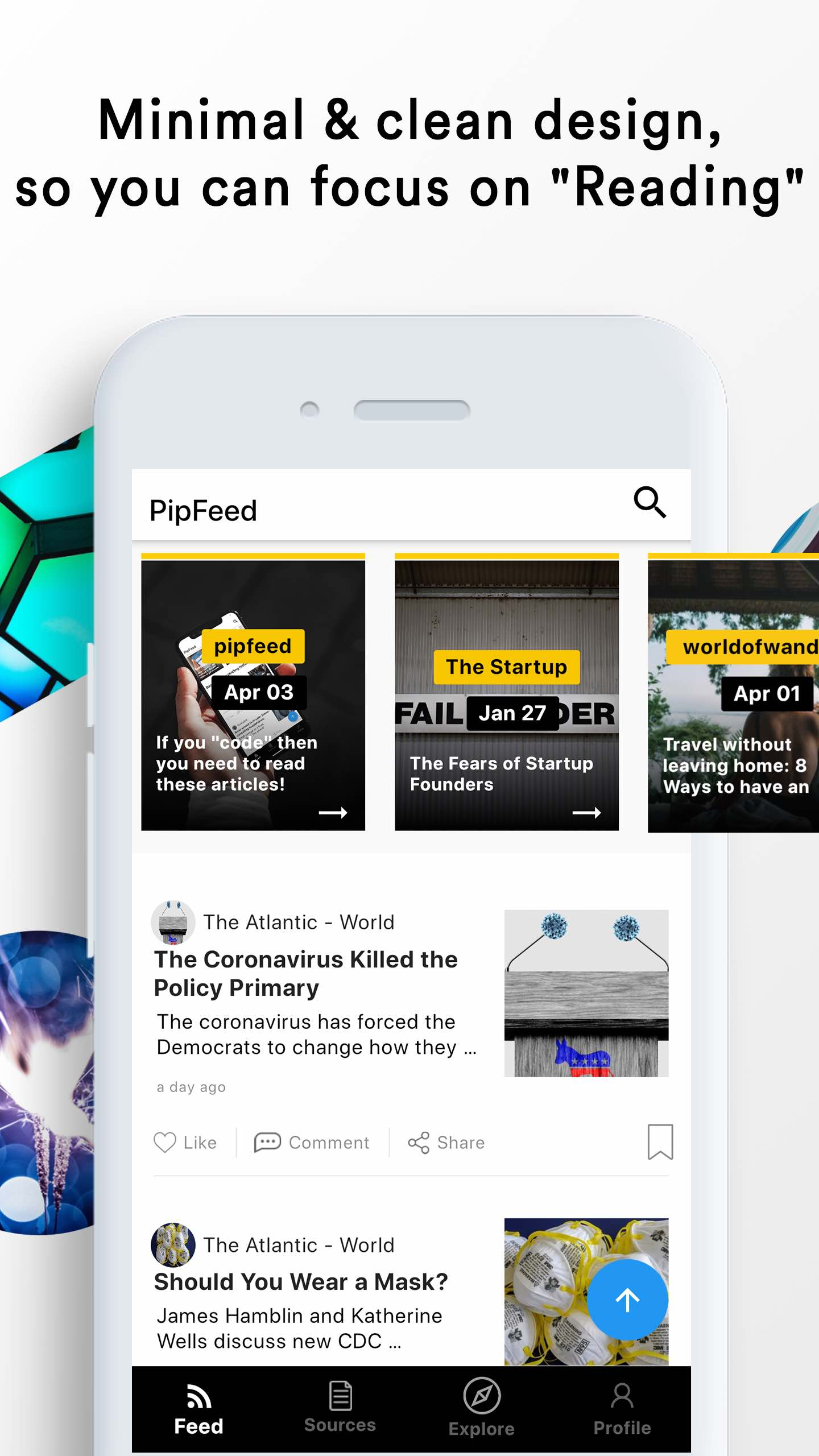 PipFeed