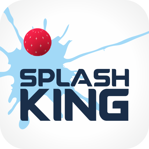 Splash King, the Jumping ball game