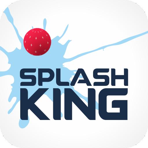 Splash King, the Jumping ball game