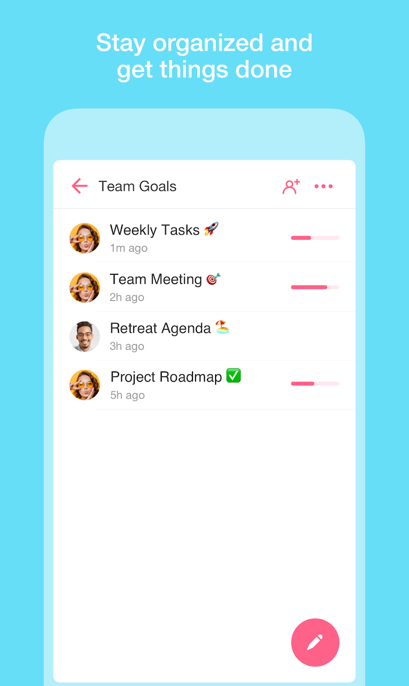 Taskade — Remote Work Tool for Team Tasks, Notes, Video Chat