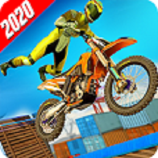 Tricky Bike Stunt Racing Game 2020