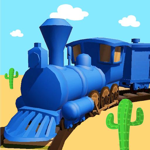 Wild West Trains