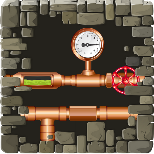 Castle Plumber – Pipe Connection Puzzle Game