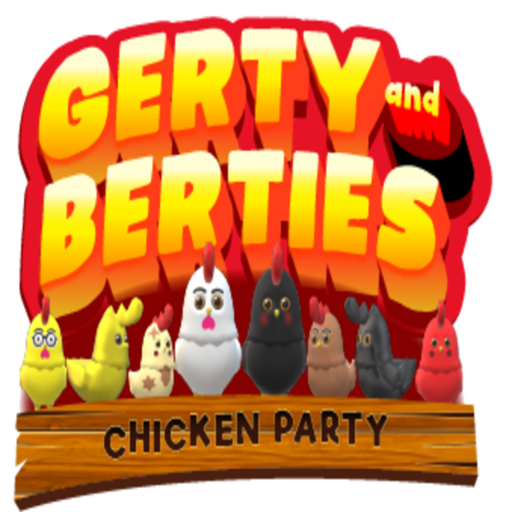 Gerty and Berties chicken party