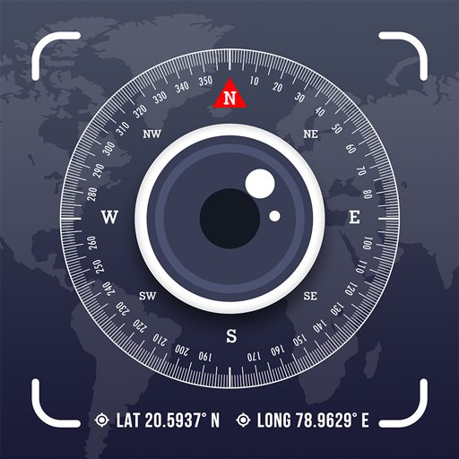 GPS Map Camera Lite: Geotag Photo Location