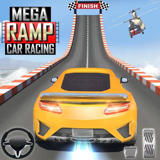 Mega Ramp car
