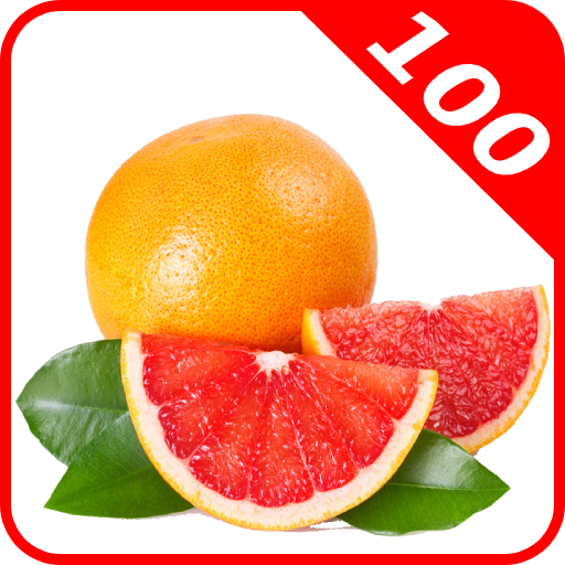 100 Fruits and Veggies for Kids