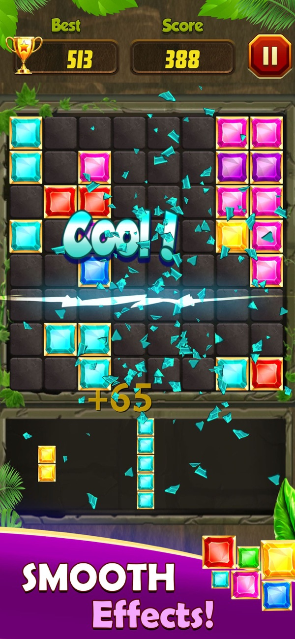 Block Puzzle - Play 4 Fun