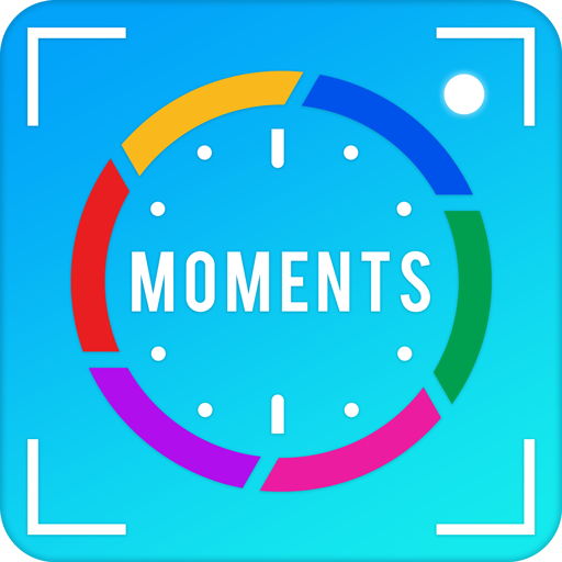 Custom Stamps Date TimeStamp Camera: Moment Stamp