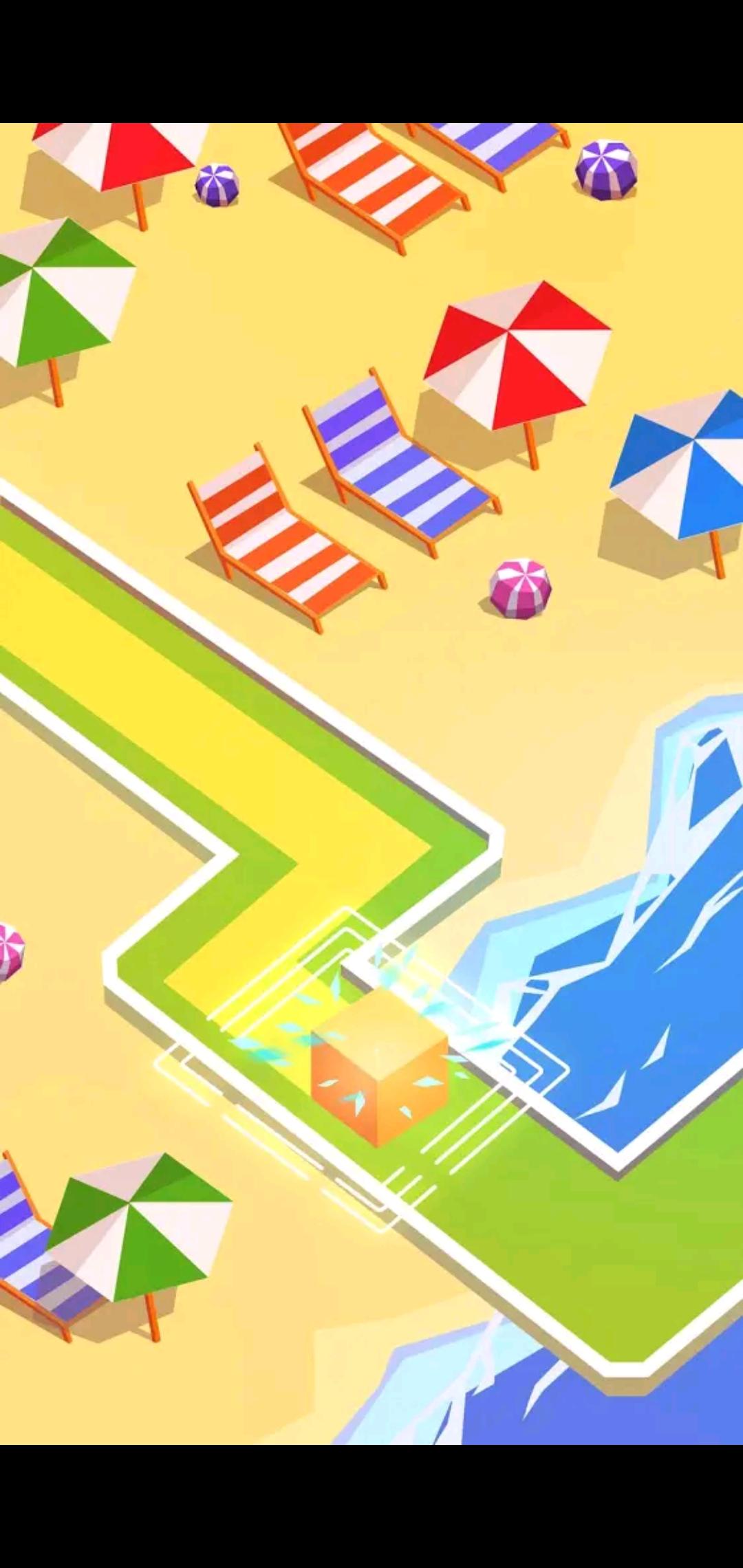 Dancing Cube : Magic Dance Line Music Game