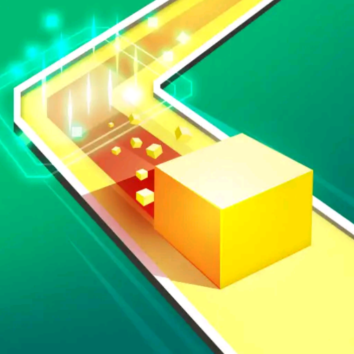 Dancing Cube : Magic Dance Line Music Game