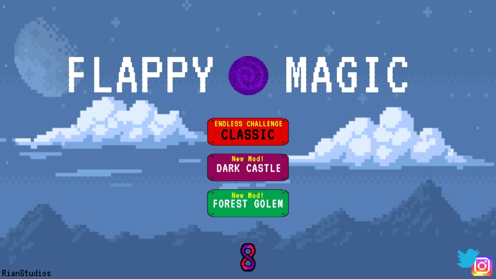 Flappy Magic
