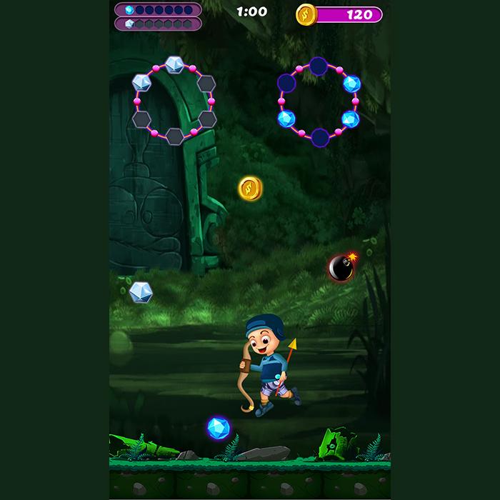 Jewel Warrior - Free Offline Game 2020