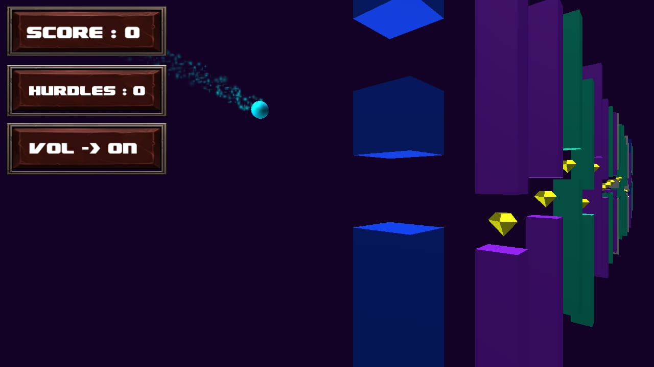 Jumping 3d Ball Game – Earning application