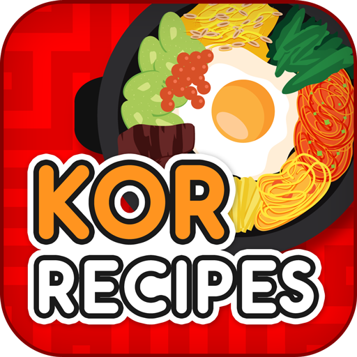 KOR Food Recipes - Korean Food Yummy Cooking