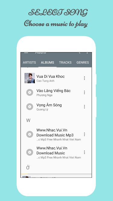 Music Player - Video Player
