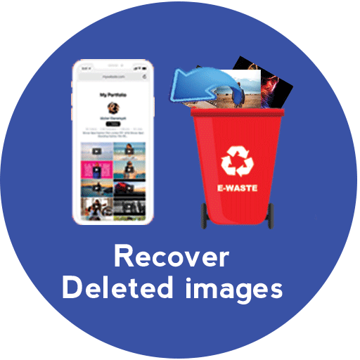 Photo Recovery- Recover lost images