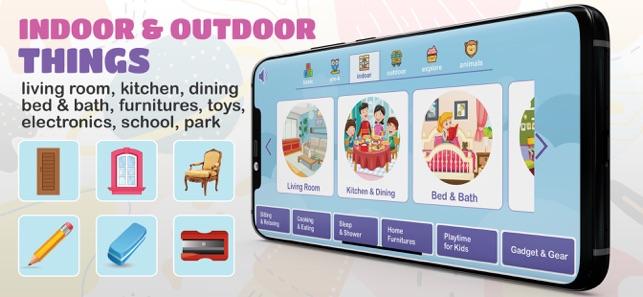 Pre-K Preschool Games for Kids 4
