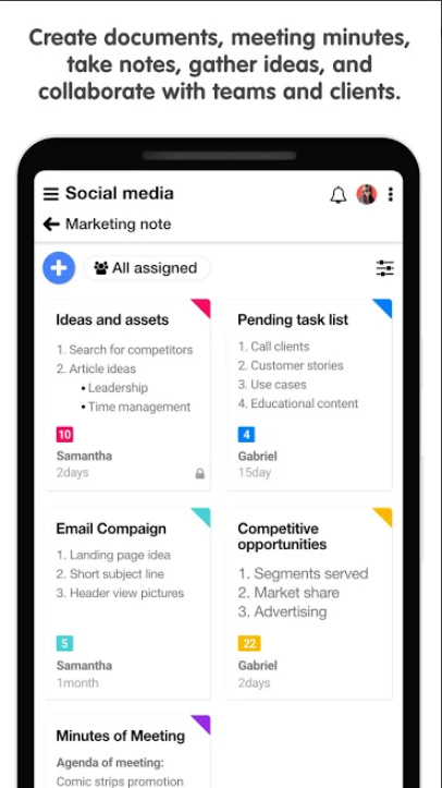 ProofHub: Project Management & Collaboration App